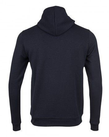 Dunlop Essential Hooded Sweat Navy
