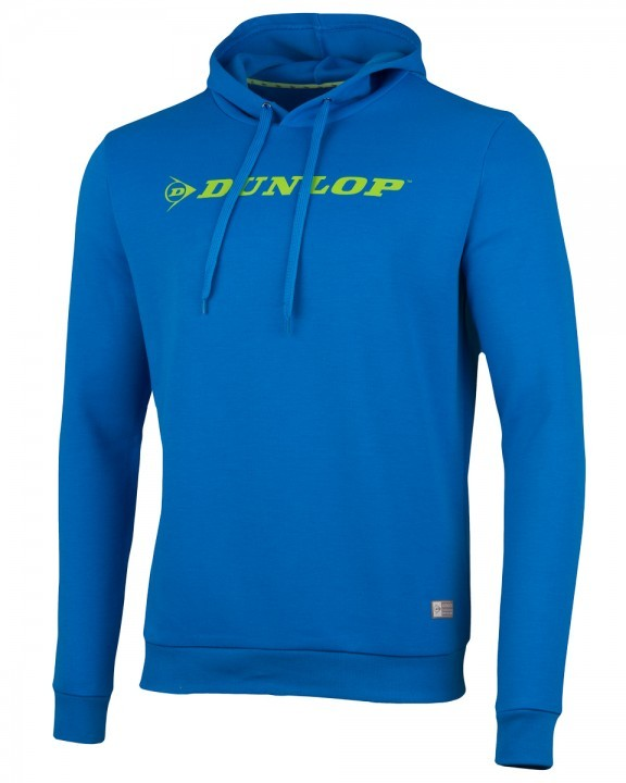 Dunlop Essential Hooded Sweat Blue