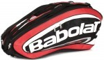 Babolat Thermobag x12Team Red torba do squasha