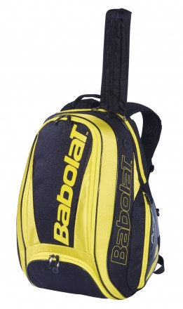 Babolat BackPack Pure Aero Yellow / Black