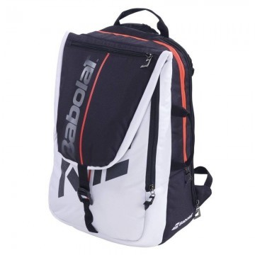 Babolat Backpack Pure Strike Hybrydowy 753081 White / Red