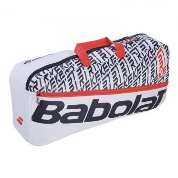 Babolat Dufflebag M 753002 White / Red