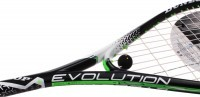 Dunlop Hyperfibre+ Evolution rakieta do squasha
