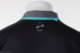 Head Vision Camden Polo Shirt Black