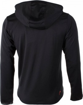 Head Vision Tech Hoody Black