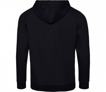 Head Club Byron Hoodie Black White