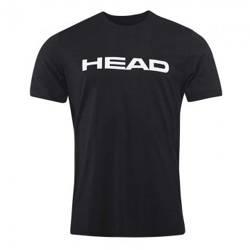 Head Ivan T-Shirt Cotton Black