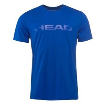 Head George T-Shirt Blue