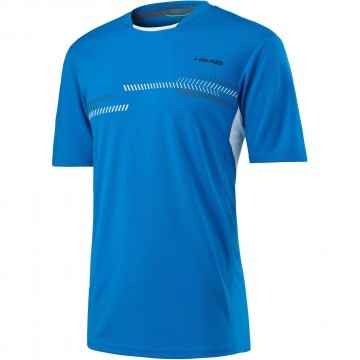 Head Club Technical Shirt  Blue