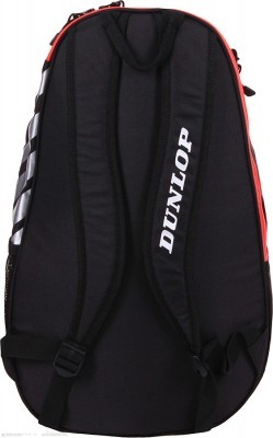 Dunlop plecak club black torba do squasha