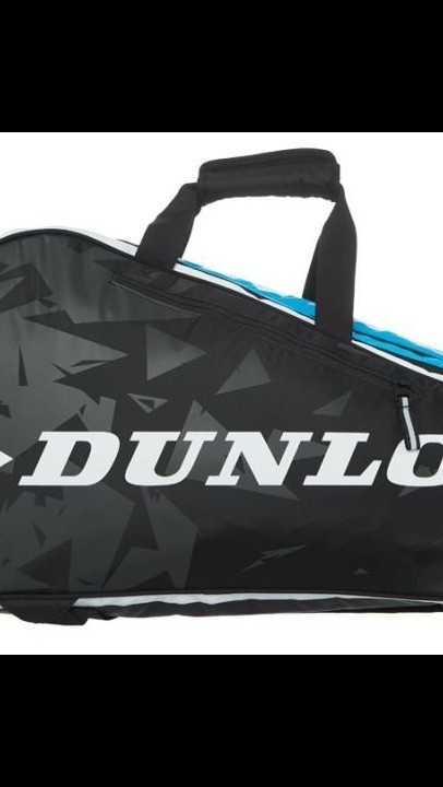 Dunlop Thermobag Tour 2.0 10R Black / Blue