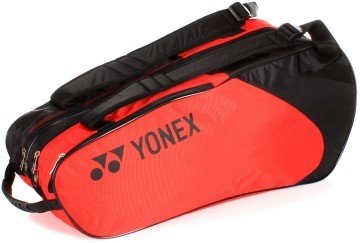 Yonex Racket Bag Black-Red