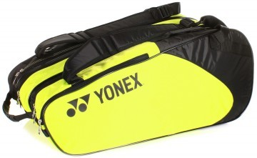 Yonex Racket Bag Black-Yellow