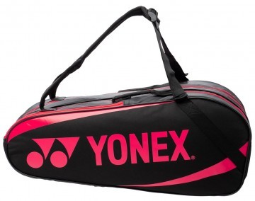 Yonex 8929 Racket Bag Black/Red