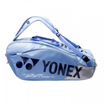 Yonex Bag 9829 Pro 6R Racket Bag Clear Blue