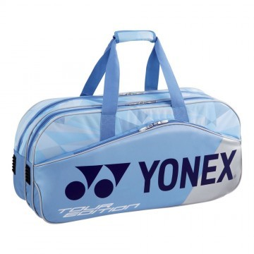 Yonex Pro Tournament Bag Clear Blue