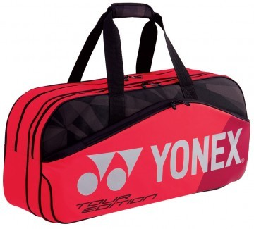 Yonex Pro Tournament Bag Flame Red