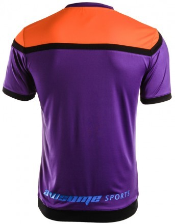 AWsome Galaxy T-Shirt Purple