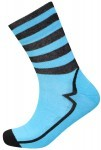 AWsome Socks Stripe Blue/Black 1 Pack