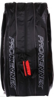Prokennex Triple Thermo Bag Black/Red