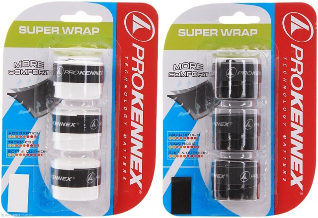 ProKennex Super Wrap x3