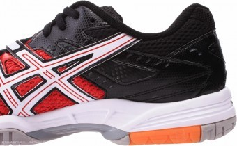 Asics Rocket 6 9901 Onyx/Red