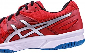 Asics Gel-Upcourt 2393 Red buty do squasha