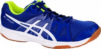 Asics GEL-Upcourt Blue 4501 buty do squasha