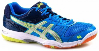 Asics Gel-Rocket 7 Blue buty do squasha