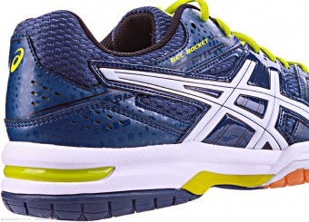 Asics Gel-Rocket 7 5001 Navy