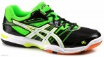 Asics Gel-Rocket 7 Green buty do squasha