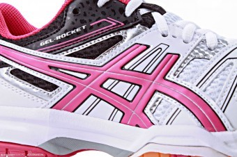 Asics GEL-ROCKET 7 0125 WHITE