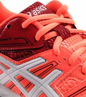 Asics Gel-Rocket 7 Coral 0601 buty do squasha damskie