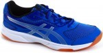 Asics Upcourt 2 Blue Silver buty do squasha