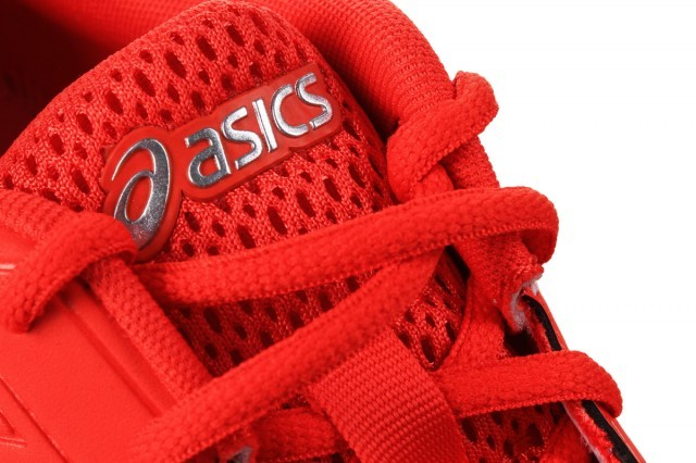Asics Gel-Rocket 8 Cherry Tomato