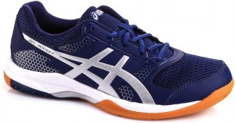 Asics Gel-Rocket 8 Indigo Blue buty do squasha