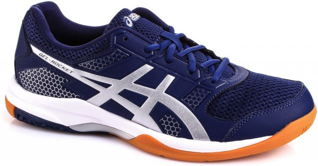 Asics Gel-Rocket 8 Indigo Blue