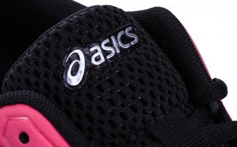 Asics Gel-Rocket 8 Red/Black/White buty do squasha damskie