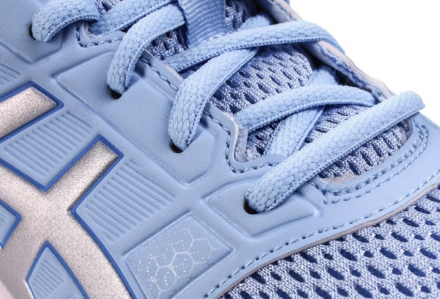 Asics Gel-Rocket 8 Blue/Silver/White