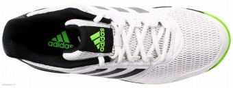 Adidas Multido Essence White buty do squasha