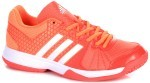 Adidas Ligra 4 Orange buty do squasha damskie