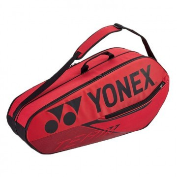 Yonex Team Racquet Bag 6R 42026 Red