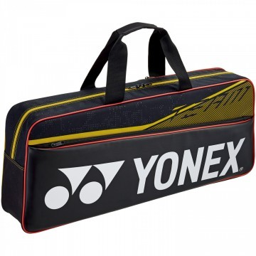 Yonex Team Tournament Bag 5R 42031W Black / Yellow