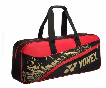 Yonex Tournament Bag 6R Black / Red
