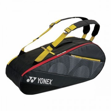 Yonex Active Racquet Bag 82026 6R Black / Yellow