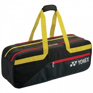 Yonex Two Way Tournament Bag 82031 Black / Yellow