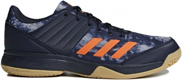 Adidas Ligra 5 Blue Orange