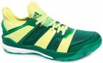 Adidas Stabil X Green buty do squasha