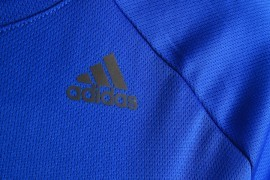 Adidas Designed 2 Move Tee Lose Blue
