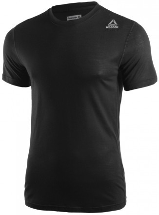 Reebok Workout Ready Supremium 2.0 Tee Black
